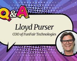 Funfair Lloyd Purser: Time Is Ideal for Disruptive Multiplayer Series of Games