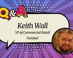"""Keith Wall, FanDuel VP of Commercial Retail: """"Retail Is an Integral Part of Our Future Plans"""""""